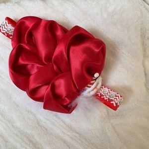 Handmade Christmas headband